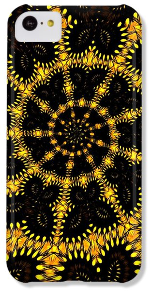 iPhone 5c Case - March Of The Butterflies by Nick Heap