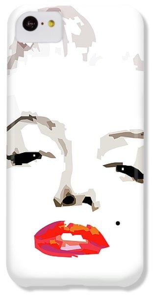 Marilyn Monroe Minimalist IPhone 5c Case