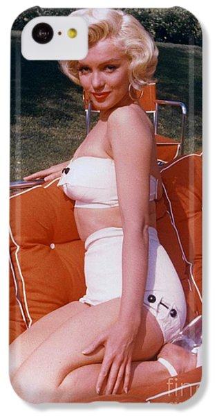 Marilyn Monroe IPhone 5c Case