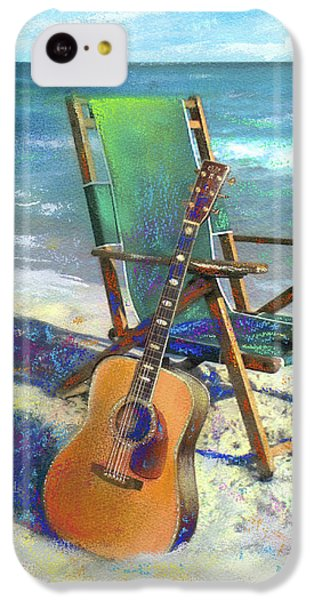 Martin Goes To The Beach IPhone 5c Case