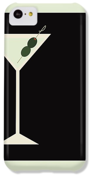 Martini IPhone 5c Case by Julia Garcia