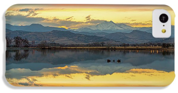 IPhone 5c Case featuring the photograph Marvelous Mccall Lake Reflections by James BO Insogna