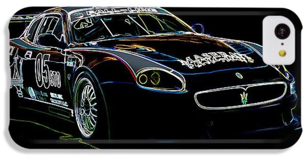 Maserati IPhone 5c Case by Sebastian Musial