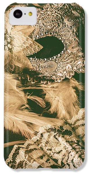 Musical iPhone 5c Case - Masking A Playwright by Jorgo Photography - Wall Art Gallery