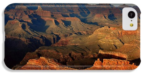 Mather Point - Grand Canyon IPhone 5c Case