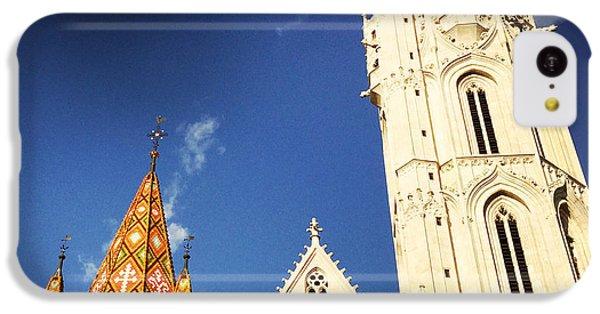 Matthias Church In Budapest Hungary IPhone 5c Case