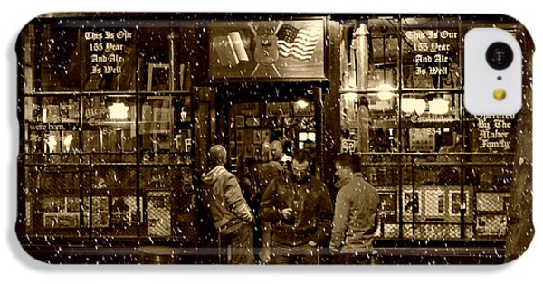 Mcsorley's Old Ale House IPhone 5c Case