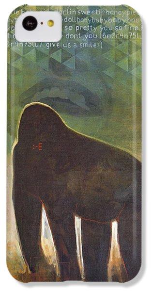 Me Jane IPhone 5c Case by Sandra Cohen