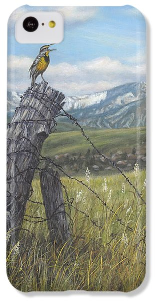 Meadowlark Serenade IPhone 5c Case