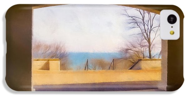 Lake Michigan iPhone 5c Case - Mediterranean Dreams by Scott Norris
