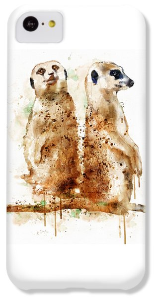 Meerkats IPhone 5c Case