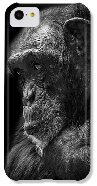 Melancholy IPhone 5c Case by Paul Neville
