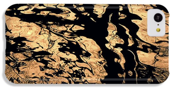 IPhone 5c Case featuring the photograph Melted Chocolate by Yulia Kazansky