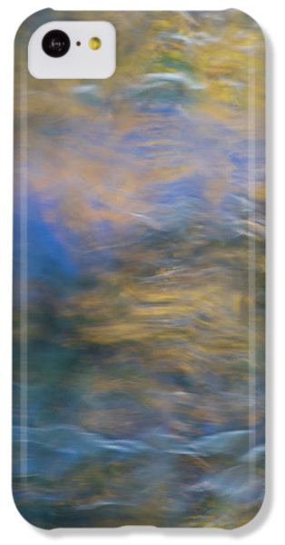 Yosemite National Park iPhone 5c Case - Merced River Reflections 18 by Larry Marshall
