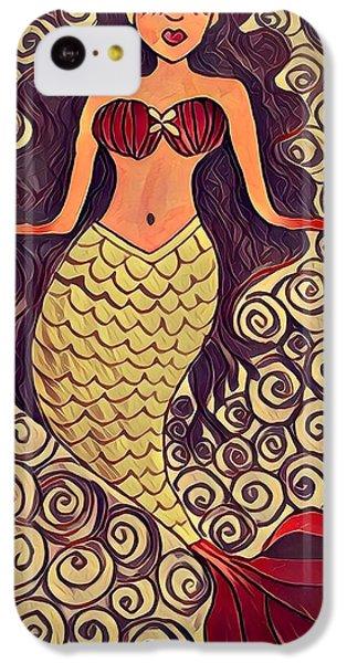Mermaid Dreams IPhone 5c Case
