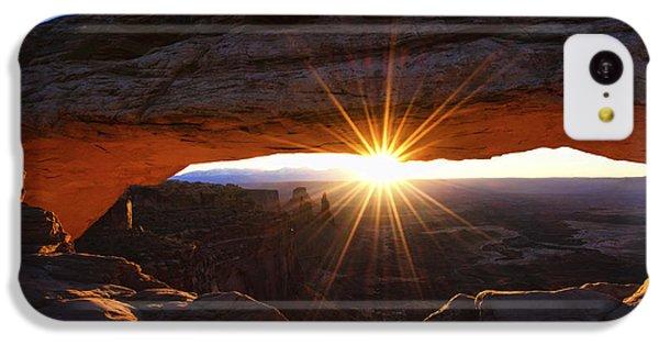 Beautiful Sunrise iPhone 5c Case - Mesa Sunrise by Chad Dutson