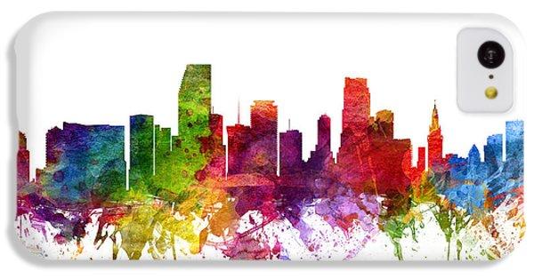 Miami Cityscape 06 IPhone 5c Case