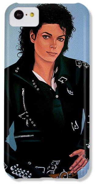 Michael Jackson Bad IPhone 5c Case