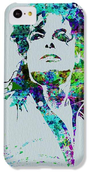 Michael Jackson IPhone 5c Case by Naxart Studio