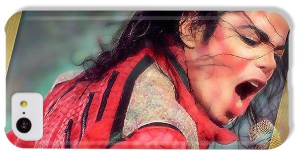 Michael Jackson King Of Pop IPhone 5c Case