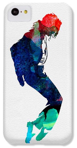 Michael Watercolor IPhone 5c Case