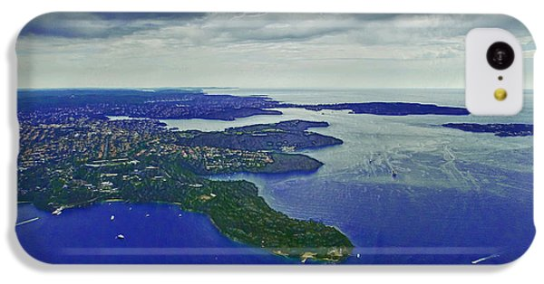 Middle Head And Sydney Harbour IPhone 5c Case