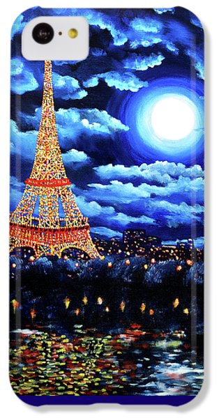 Midnight In Paris IPhone 5c Case