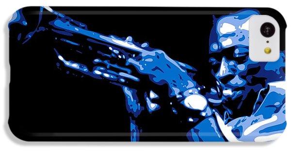 Trumpet iPhone 5c Case - Miles Davis by DB Artist