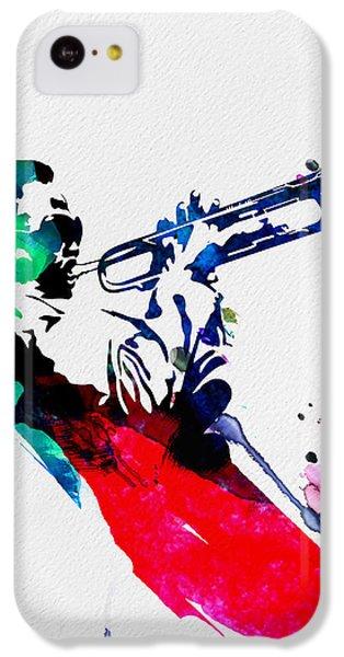 Miles Watercolor IPhone 5c Case