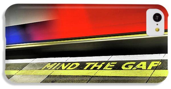 Mind The Gap IPhone 5c Case