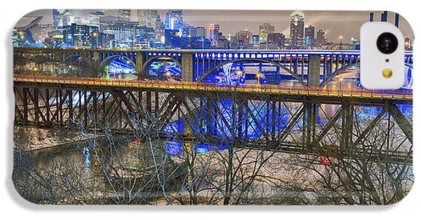 Minneapolis Bridges IPhone 5c Case