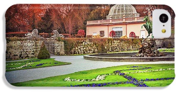 Mirabell Gardens Salzburg  IPhone 5c Case