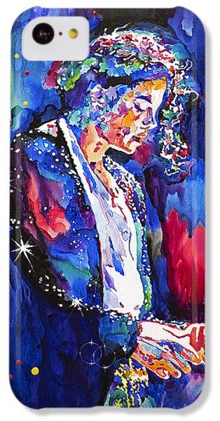Mj Final Performance II IPhone 5c Case by David Lloyd Glover