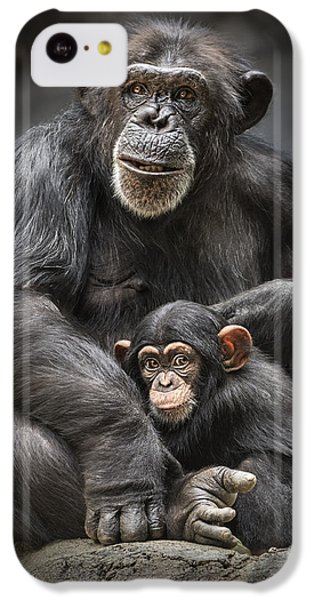 Mom And Baby IPhone 5c Case