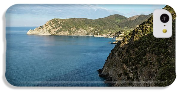 Monterosso And The Cinque Terre Coast IPhone 5c Case