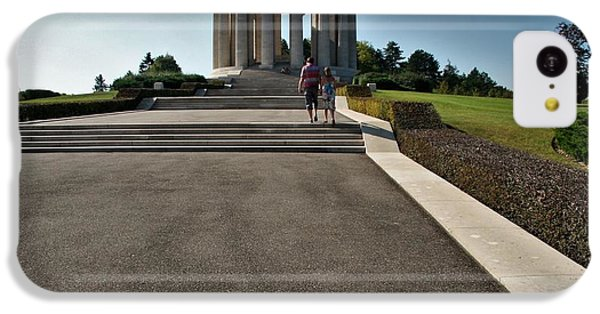 Montsec American Monument IPhone 5c Case