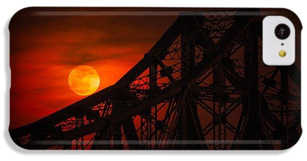 Moon Over The Bridge IPhone 5c Case