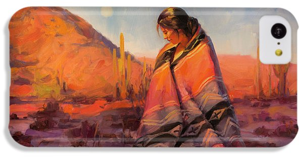 Magician iPhone 5c Case - Moon Rising by Steve Henderson