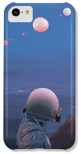 Moons IPhone 5c Case