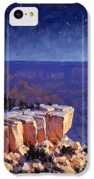 Grand Canyon iPhone 5c Case - Moran Nocturne by Cody DeLong
