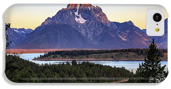Morning At Mt. Moran IPhone 5c Case