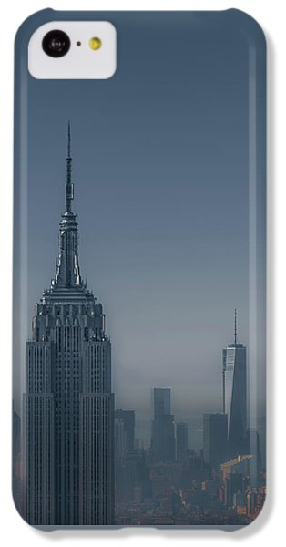 Morning In New York IPhone 5c Case