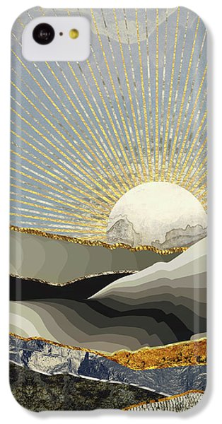 Landscapes iPhone 5c Case - Morning Sun by Katherine Smit