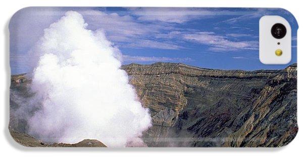Mount Aso IPhone 5c Case