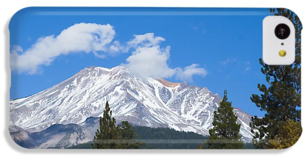 Mount Shasta California IPhone 5c Case
