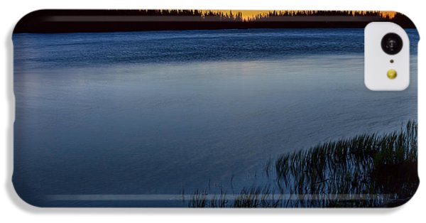 IPhone 5c Case featuring the photograph Mountain Lake Glow by James BO Insogna