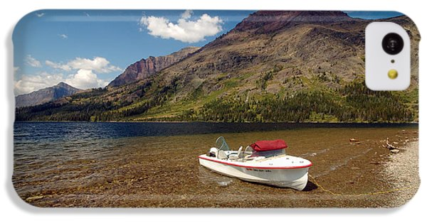 Moutain Lake IPhone 5c Case