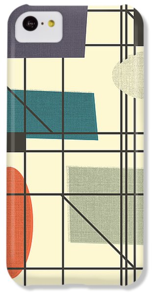 Movement - 3 IPhone 5c Case by Finlay McNevin
