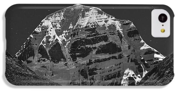 Mt. Kailash In Moonlight, Dirapuk, 2011 IPhone 5c Case