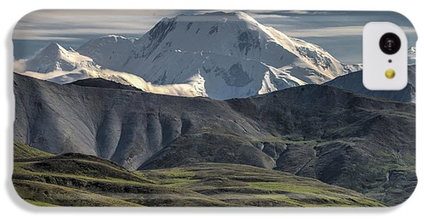 IPhone 5c Case featuring the photograph Mt. Mather by Gary Lengyel
